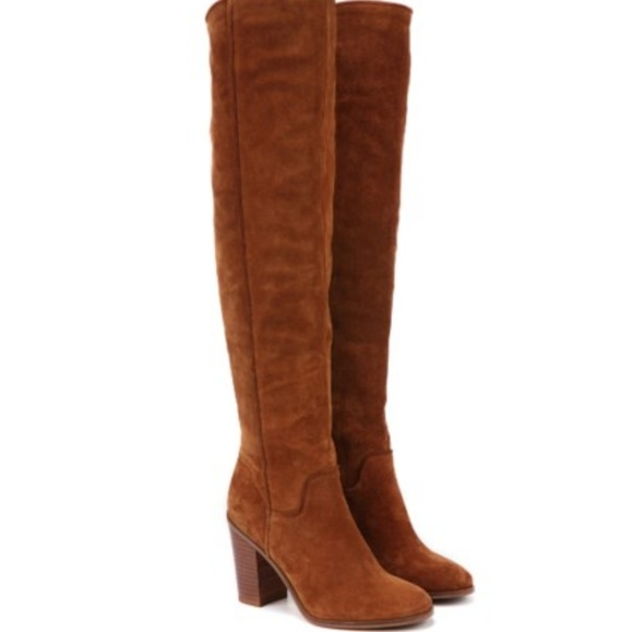 9f285b0175f Franco Sarto Shoes - Franco Sarto Faye over the knee boot